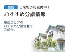 ミサワホーム 愛知県分譲