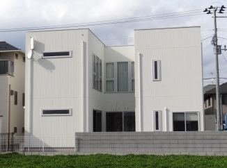 福島県内の建築実例